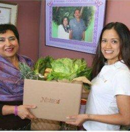 """Seeking Sponsors For """"Healing Boxes"""" To Her Door"""
