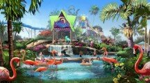Aquatica SeaWorld Waterpark in Chula Vista opens; features updated water slides, animal encounters